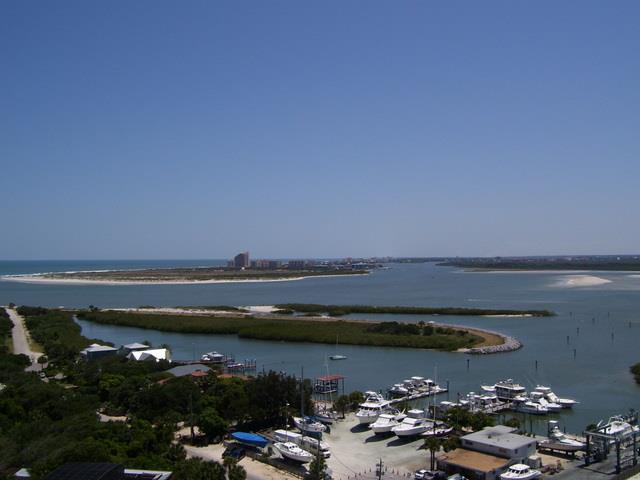 Ponce Inlet FL and New Smyrna Beach, FL
