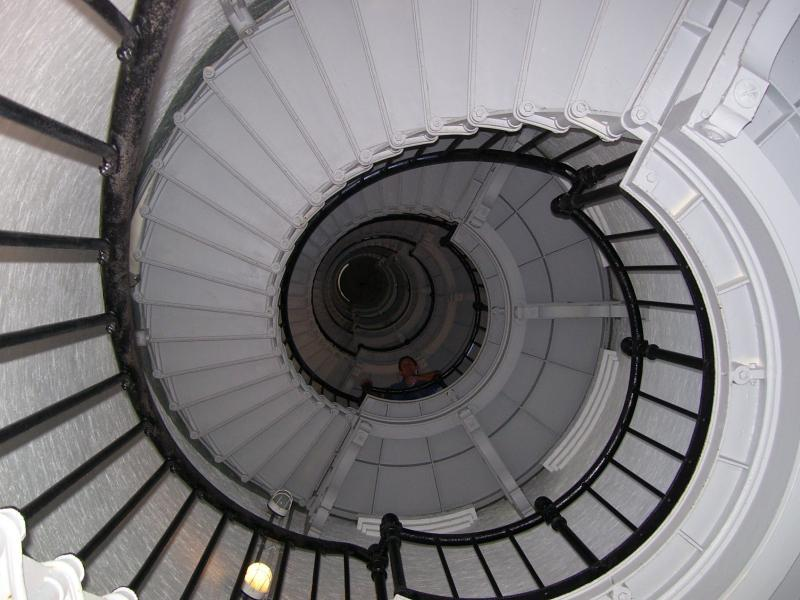 Ponce DeLeon stairwell