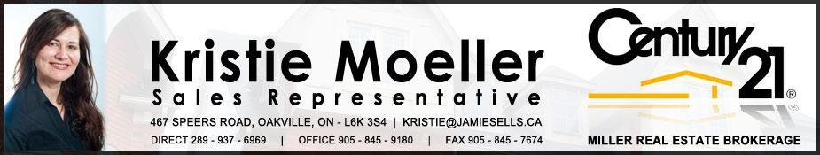 Renting in Oakville Ontario Kristie Moeller Century 21