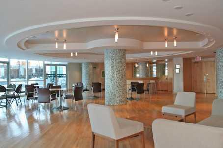 City Gate 2 condominium main lobby