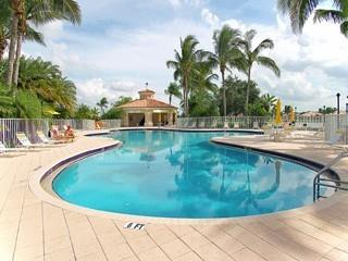 Village Walk Naples Fl neighborhood pool
