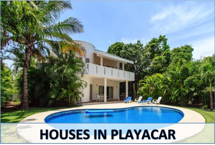 Riviera Maya real estate - Houses for sale in Playacar