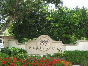Naples Cay in Florida