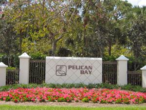 Pelican Bay Naples Florida