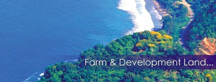 Costa Rica Farm & Development Land