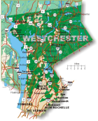 Westchester County Community Statistics & Information
