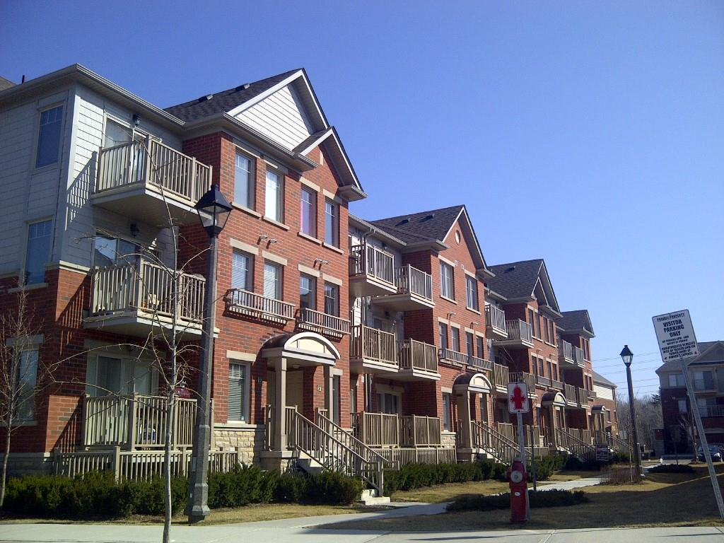 Bentley Drive Great Gulf Homes Townhouses