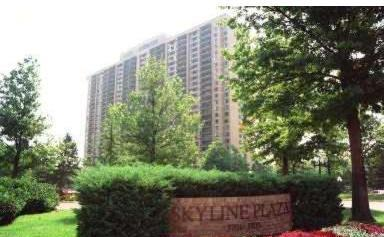 Skyline Plaza, Falls Church, 22041, Main picture of the building; 3701-3705 George Mason Dr.