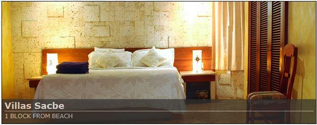 Villas Sacbe Master Bedroom