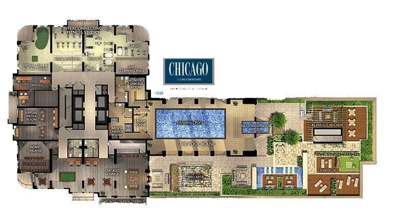 Chicago condominium amenities