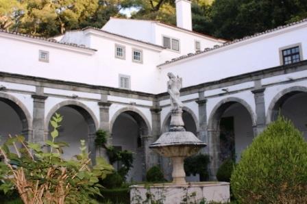 Alentejo Monastery Serra D'Ossa