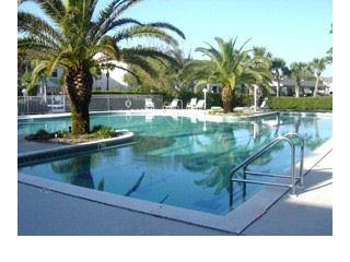 Imperial Golf Estates Naples Fl community pool