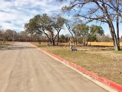 A view of the early development of Stonewood Commons neighborhood in Buda, TX!