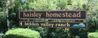 Haisley Homestead Prescott AZ