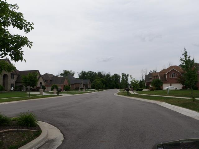 Street Views River Pines Livonia Michigan