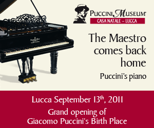 Puccini comes back home