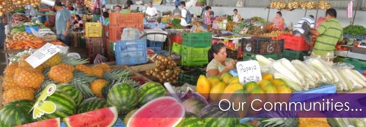 Costa Ballena Communities