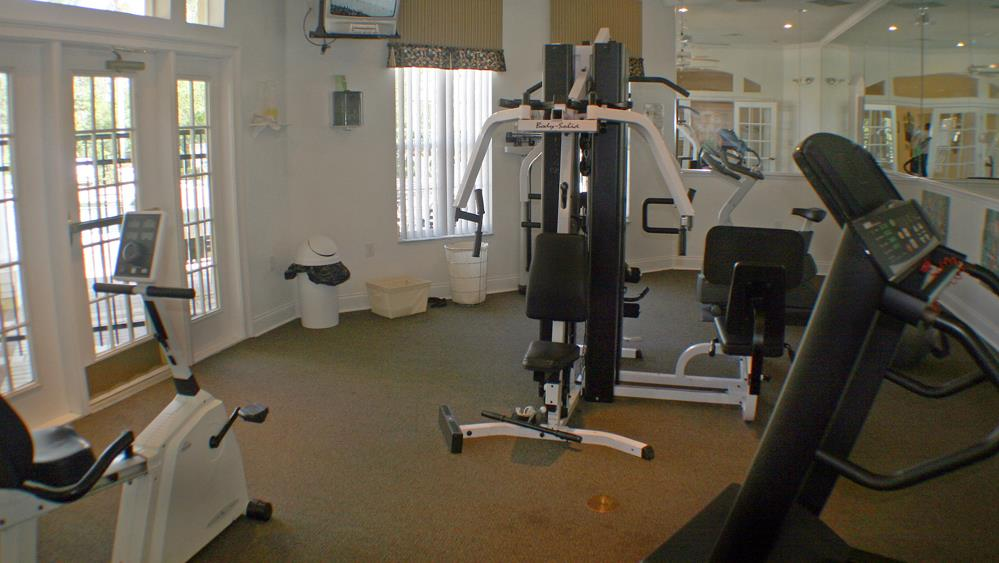 Emerald Island Fitness Room