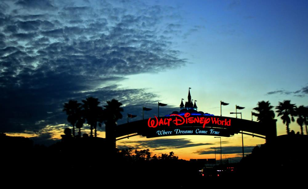 Sunset of Dreams - Walt Disney World