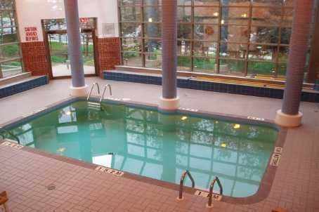 Fairmont condominium indoor pool