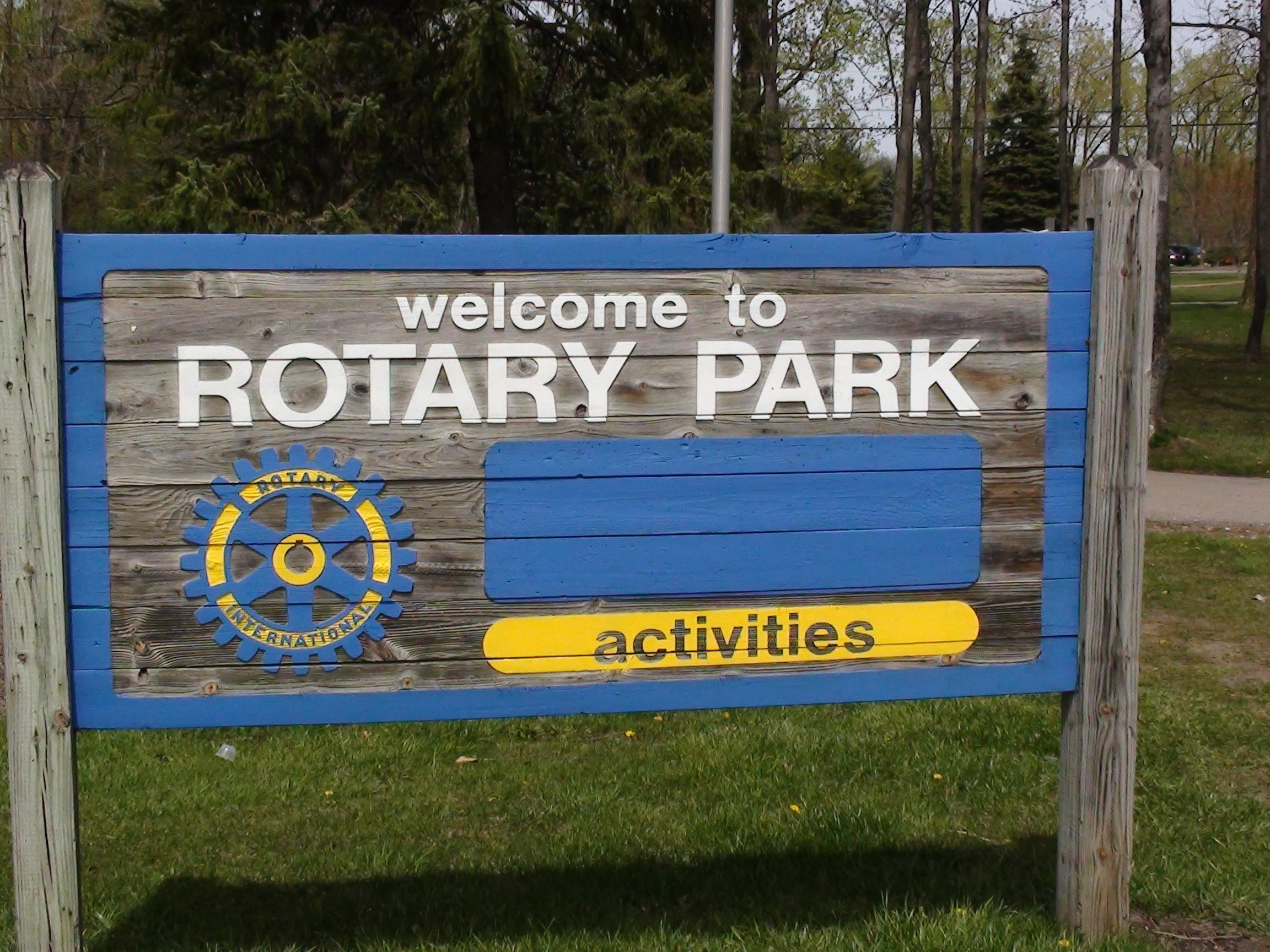 Rotary Park Livonia Michigan