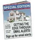 email alerts of new real estate listings