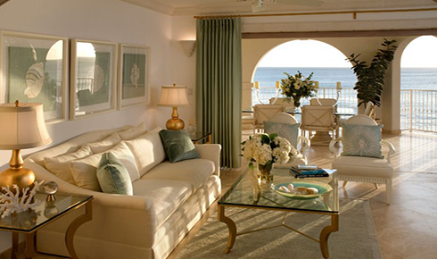 saint peter bay room