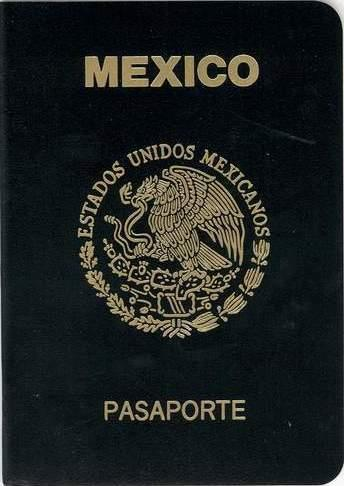 Mexican Visa needed to enter the U.S.A.