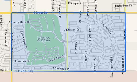 Navarrete_Elementary_School_Homes_for_Sale Boundary Map