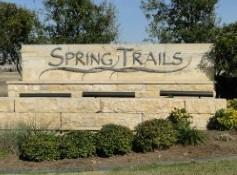 Spring Trails Subdivision in Pflugerville ♦ Info and Homes for Sale