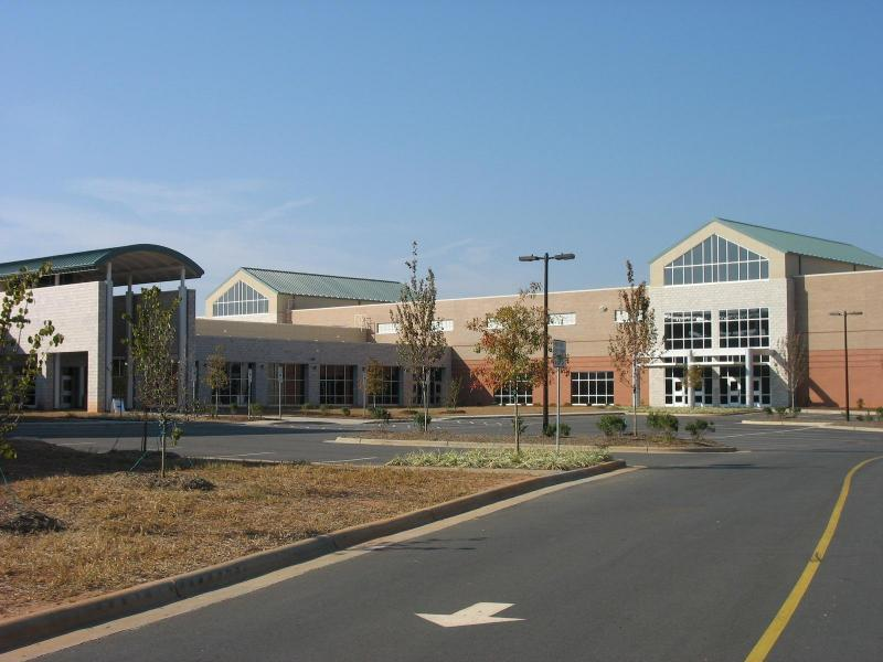 Marvin Ridge High School