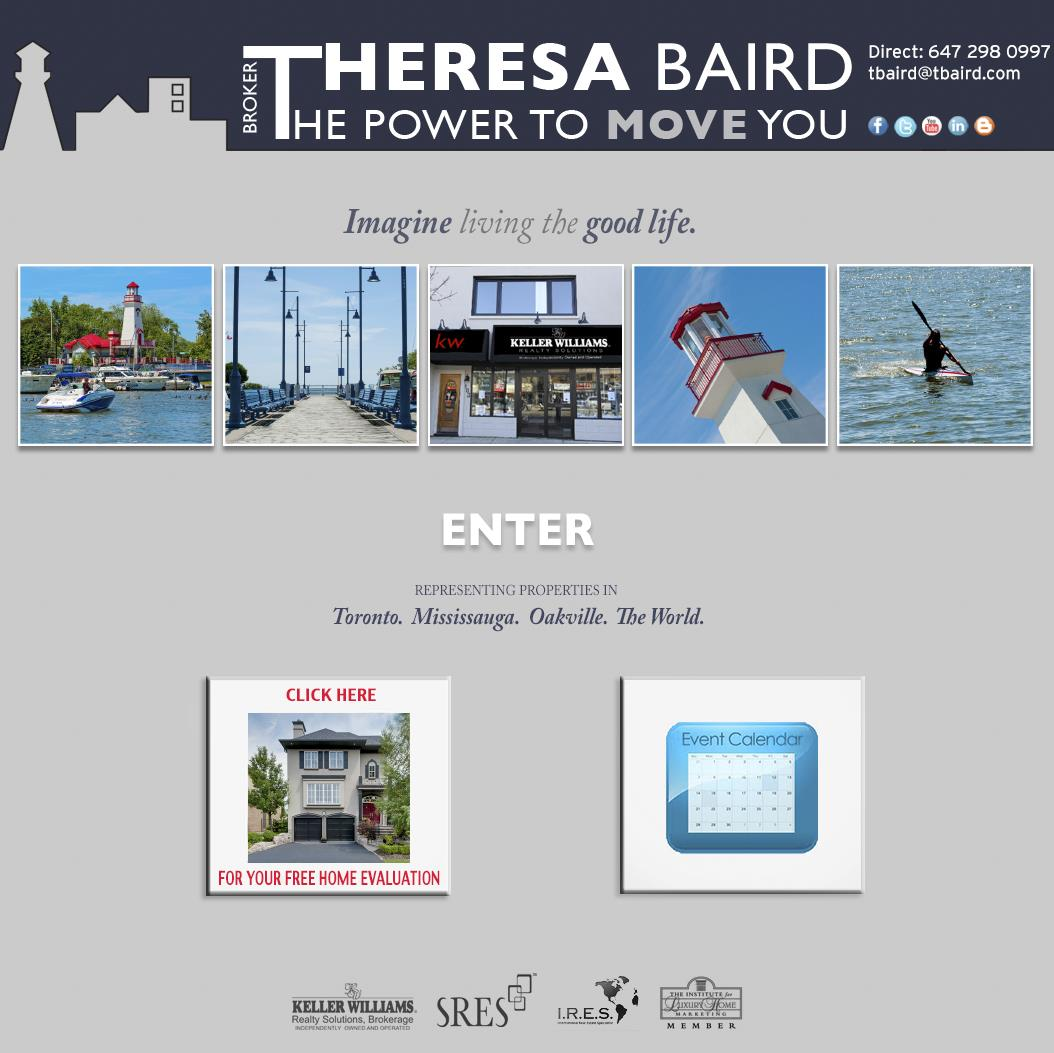 Theresa Baird, Broker - The Power to Move You