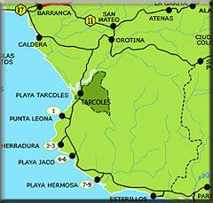 Central Pcific Costa Rica Real Estate