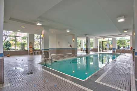 Eden Park condominium in-door swimming pool