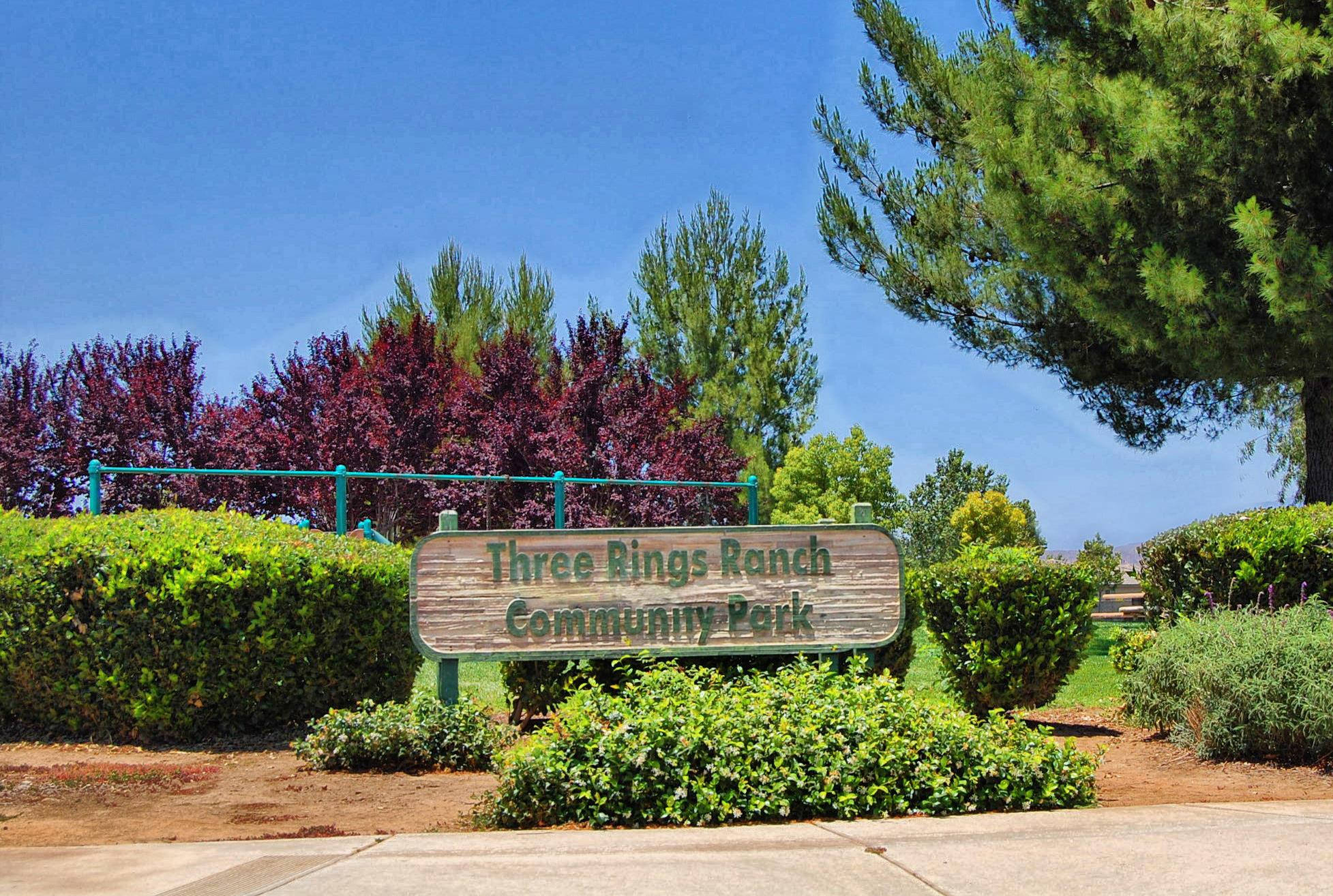Three Rings Ranch in Beaumont California