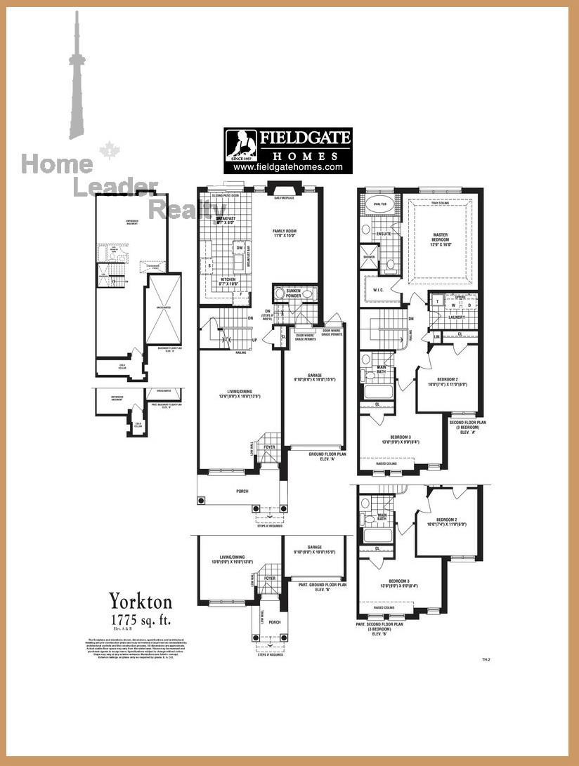 Fieldgate Homes at Upper Unionville - Maziar Moini Broker Home ...