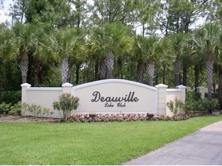 Deauville Lake Club Naples Florida condos
