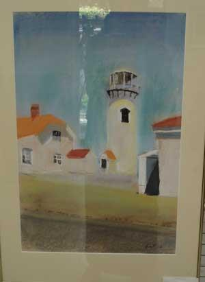 Newton Open Studios – Retired Surgeon Works in Pastels