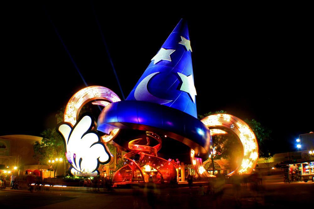 Disney's Hollywood Studios  Sorcerer's Hat
