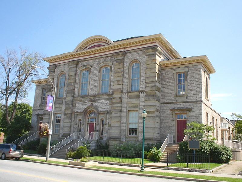 Mackenzie Hall