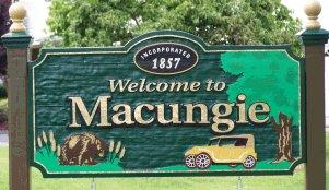 Macungie, PA in the Lehigh Valley