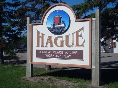 Town of Hague