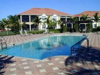 Banyan Woods Naples Fl pool area