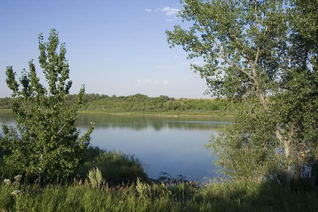 Meewasin Park in Lawson Heights, Saskatoon