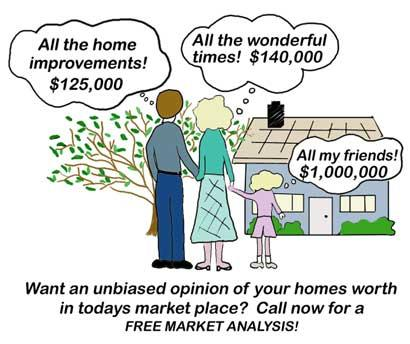 Contact  MyDaddyhomes For a Free Home Evaluation