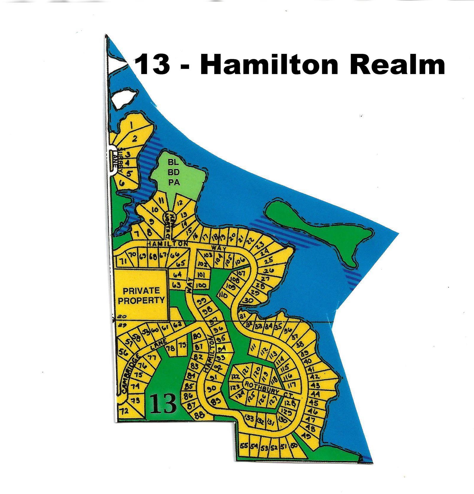 13  - HAMILTON REALM (HA)