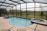 Rental Home Windsor Hills 4 Bedroom with Swimming Pool