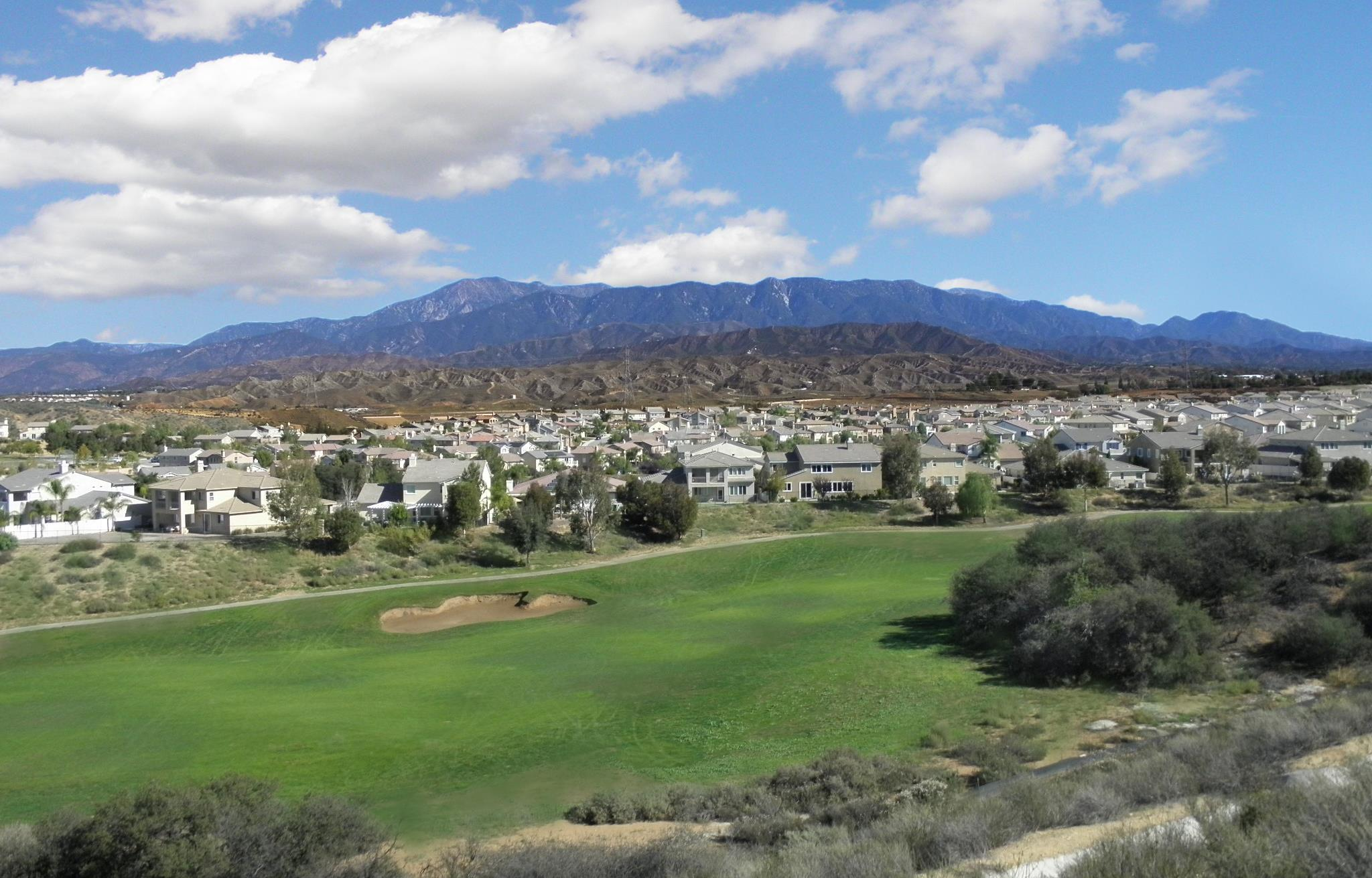 The Fairways in Fairway Canyon