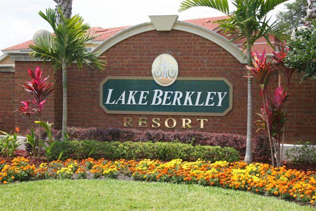 Lake Berkley Kissimmee Homes for Sale