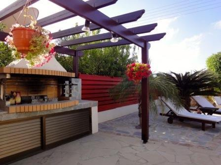 Emba Paphos Outdoor Oven and Pergola